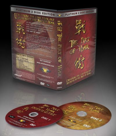 The Art of War DVD Platinum 2 Disc Edition